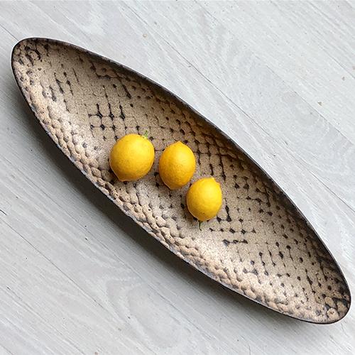 Pirogue Bowl _ Matzoh